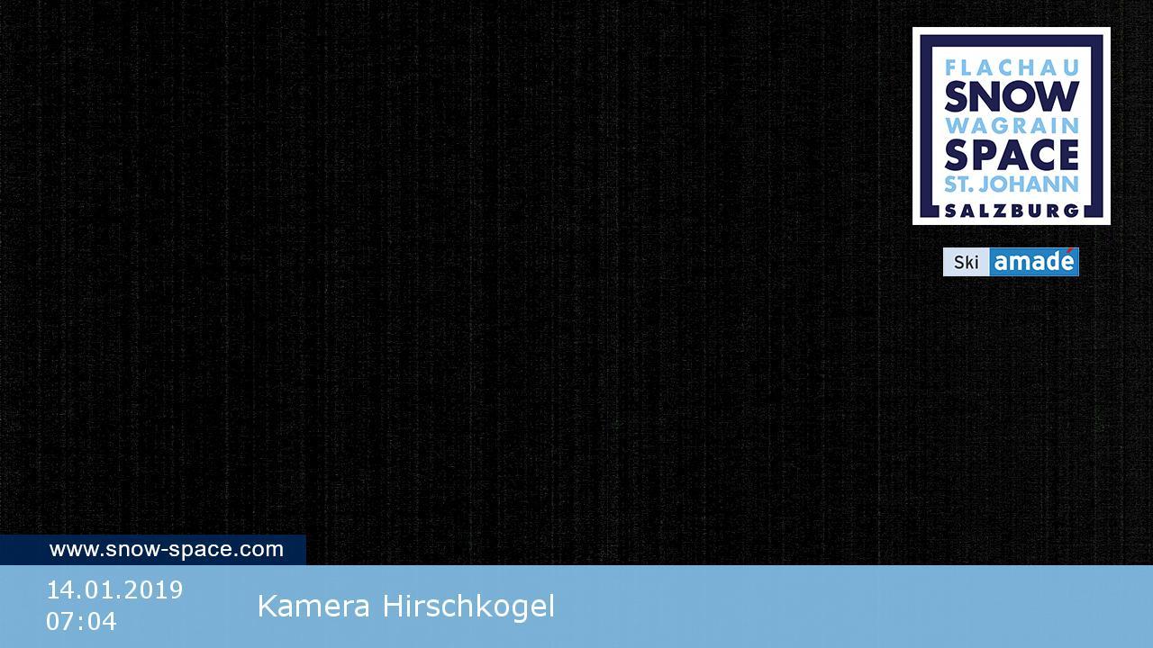 St. Johann Alpendorf webcam - Hirschkogel