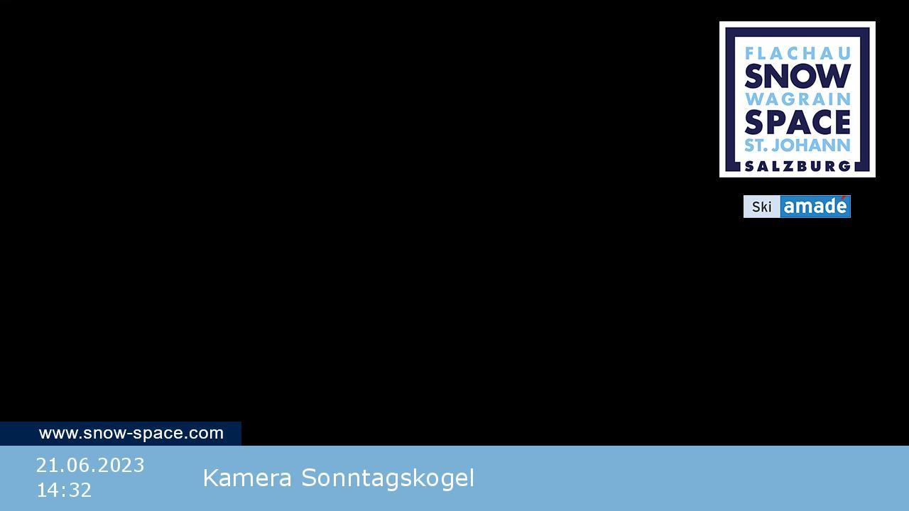 St. Johann Alpendof web-cam - Sonntagskogel