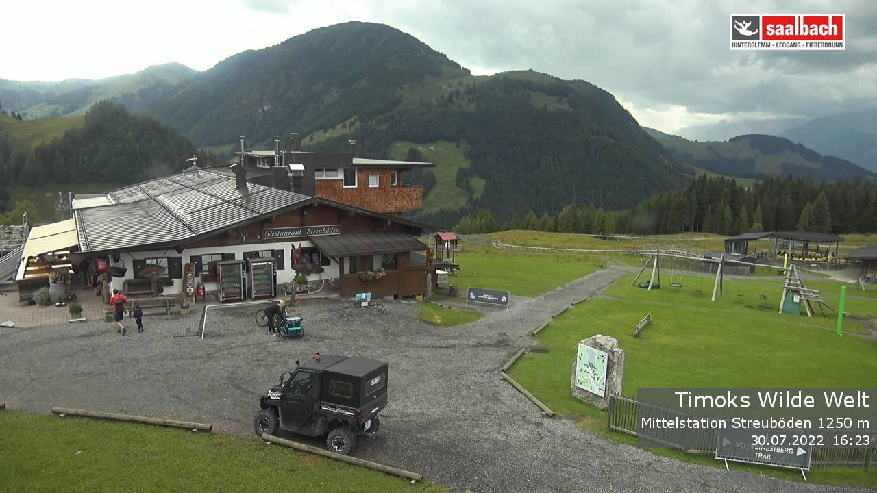 Fieberbrunn Mittelstation Webcam Fieberbrunn, Tirol