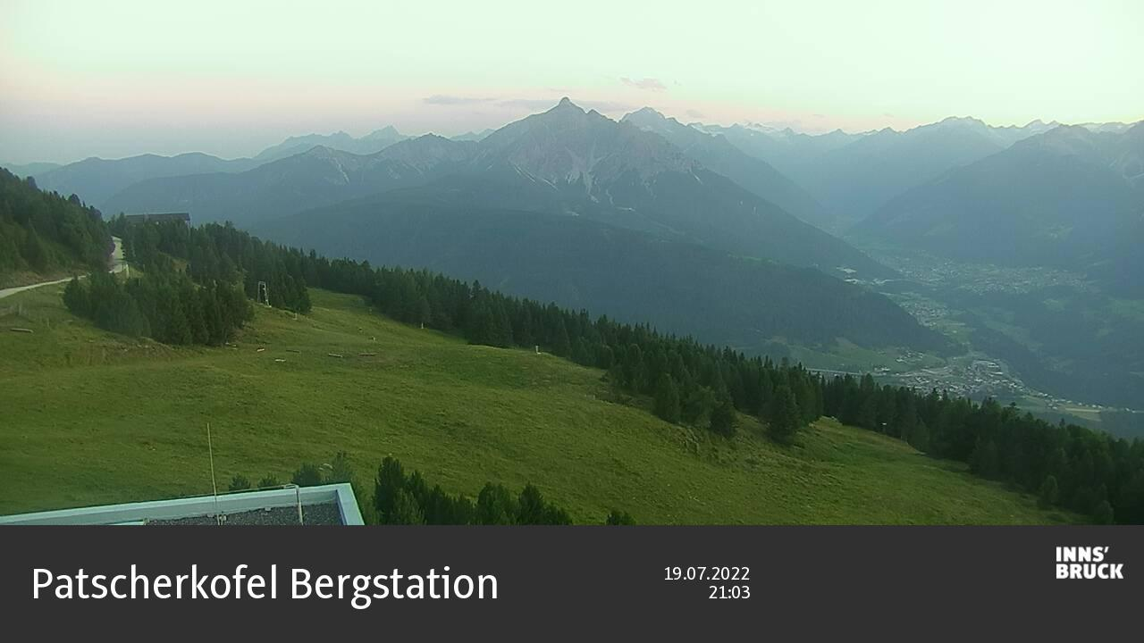 Webcam en Patscherkofel, Innsbruck (Austria)