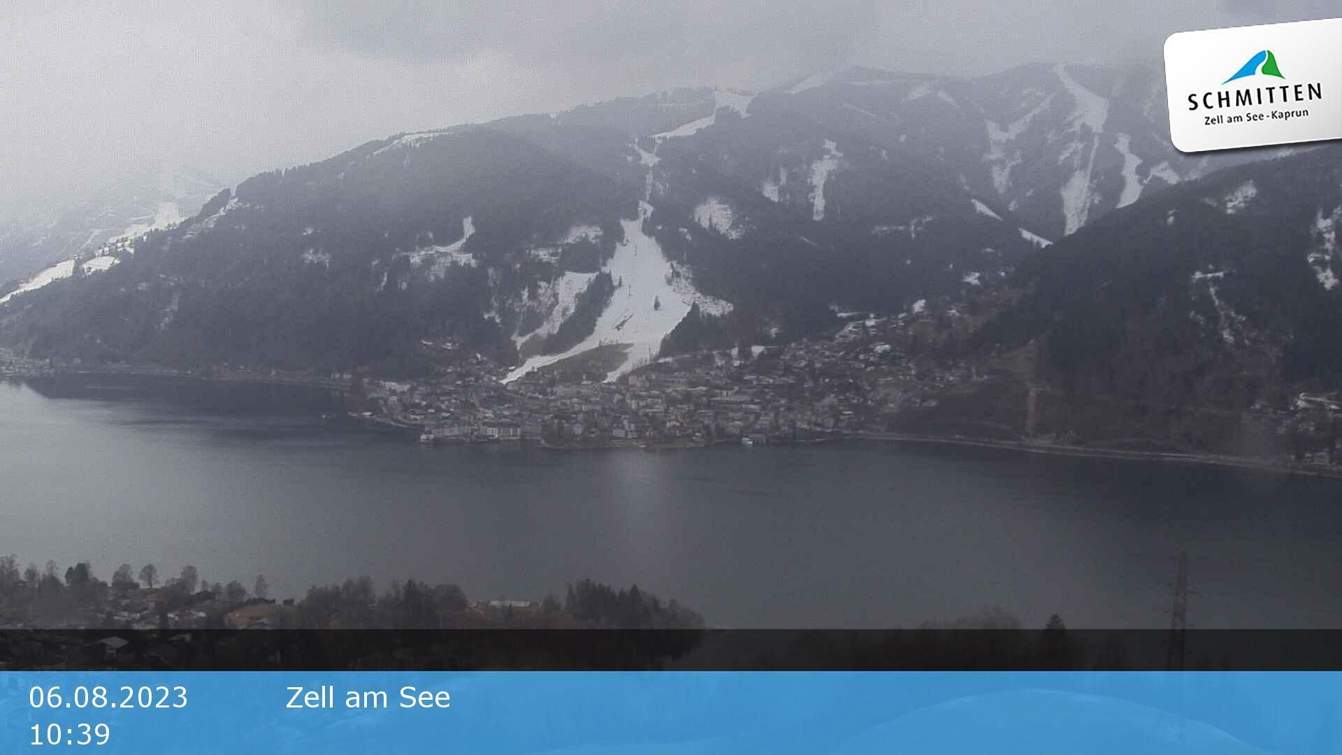 Webcams de Zell am See - Kaprun